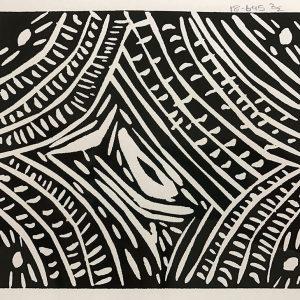 lino-print
